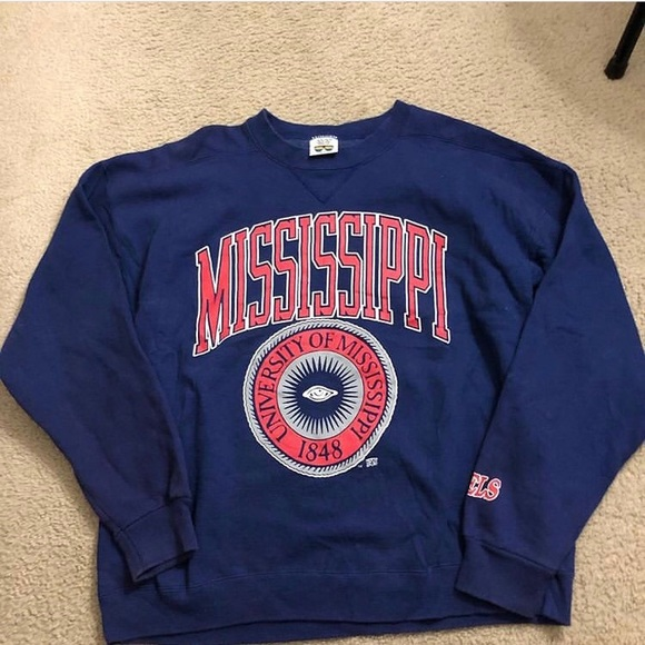 Vintage college sweater